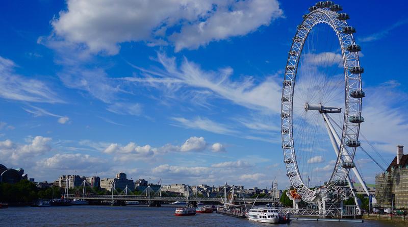 Find dine flybilletter til London